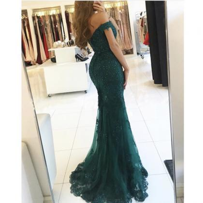 New Off The Shoulder Prom Dresses 2..