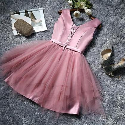 Hot Sale Cheap Short Bridesmaid Dre..