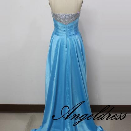 High Low Prom Dresses Sweetheart Ev..