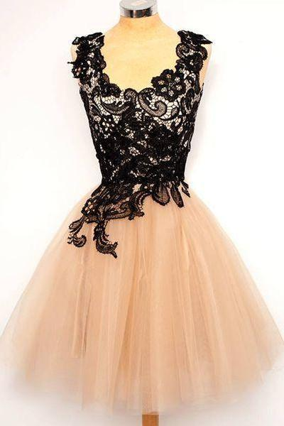 Short Homecoming Dresses,Lace Homecoming Dresses,Tulle Homecoming Dresses,Elegant Homecoming Dresses,Cocktail Dresses,Formal Dresses,Cheap Homecoming Dresses