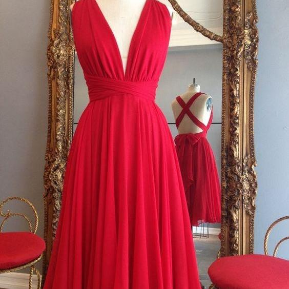 short red homecoming dress party dress, 2018 short red dancing dress party dress,bridesmaid dress
